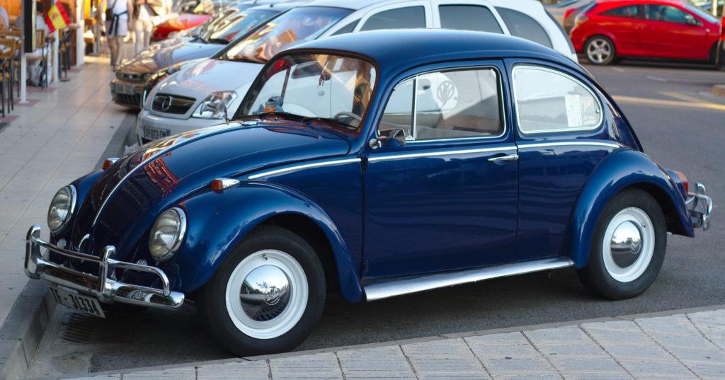 Photo d'une Cocinnelle Volkswagen Type 1